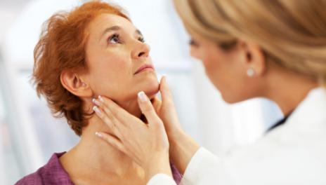 Щитовидная железа: симптомы заболевания