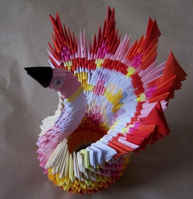 схемы модульное оригами