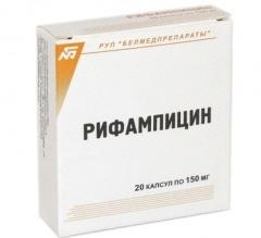 rifampicin instructions for use
