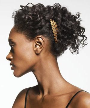 hairstyles in the Greek style