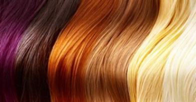 professional hair color palette