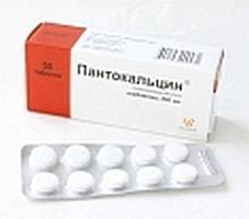 pantocalcin instruction