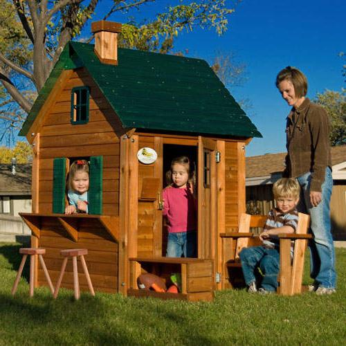 Детские домик своими руками фото