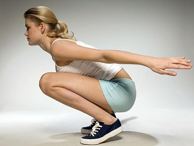 эффективные упражнения для похудения ног и живота