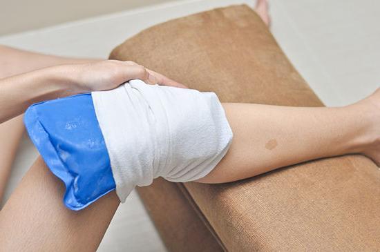 Первая помощь при растяжении коленного сустава как лечить деформирующий артроз плечевого сустава