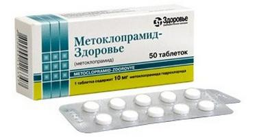 metoclopramide instructions for use