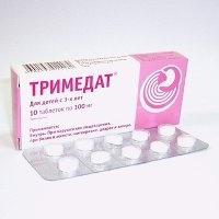 Лекарство «Тримедат». Инструкция по применению