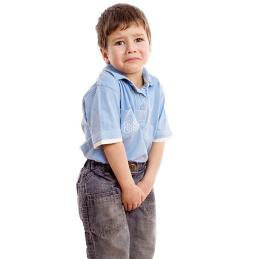Frequent urination in children