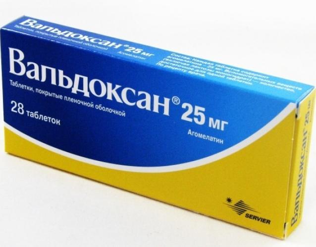 препарат антидепрессант мелитор