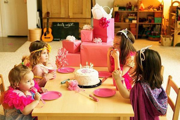 как организовать день рождения