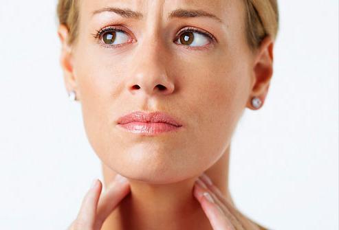 может ли першение в горле быть аллергией