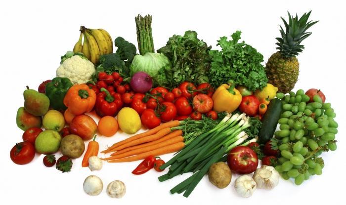 Самые полезные овощи при диете