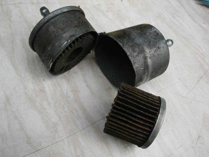fuel filter replacement Toyota Corolla