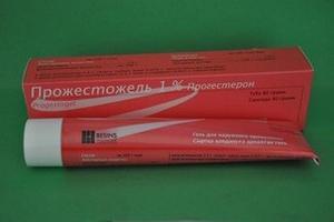 Медикамент «Прожестожель» (гель, капсулы, раствор)
