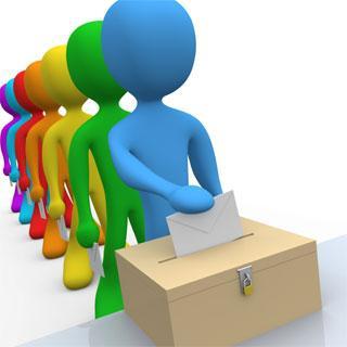 избирательный процесс курсовая работа