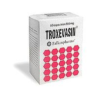 troksevazin capsules instructions for use