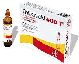 лекарство тиоктацид инструкция - фото 11