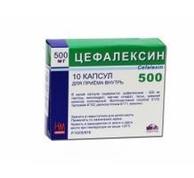 препарат цефалексин инструкция - фото 8