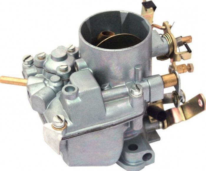 carburetor adjustment