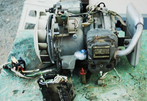 carburetor repair