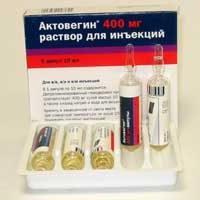 Лекарство «Актовегин». Отзывы. Аннотация