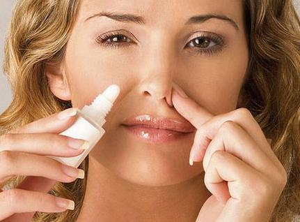 спрей для носа от аллергии на пыль