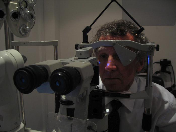 Средства контактной коррекции зрения