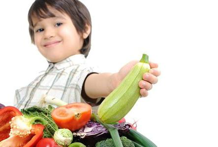 how to improve the immunity in a child