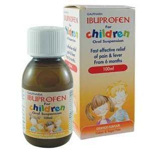 Ибупрофен инструкция для детей