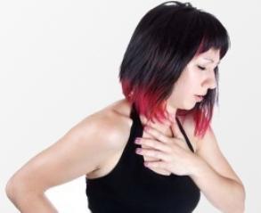 Тяжело дышать болит сердце и руками