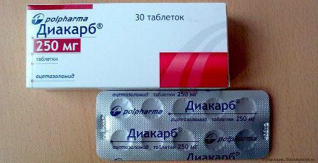 diacarb tablets