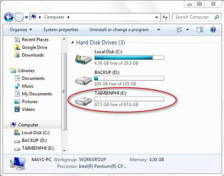 Если windows 7 не видит жесткий диск