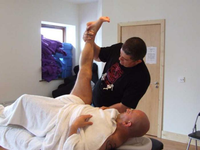техника массажа предстательной железы