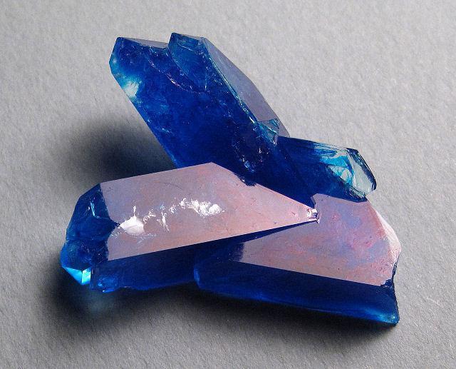 Вырастить кристалл в домашних условиях фото