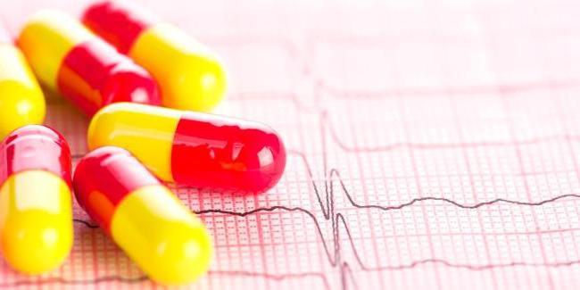 таблетки повышающие давление и пульс