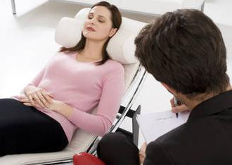 Psychotherapy, an important component of treatment