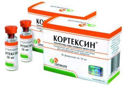 лекарство кортексин