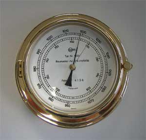 normal atmospheric pressure