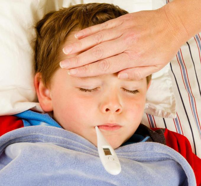 повышены лимфоциты в крови у ребенка причины