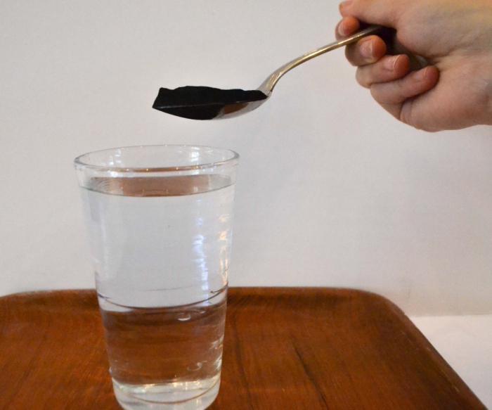 как принимать уголь для очищения организма
