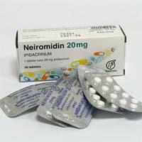 neuromidine injections