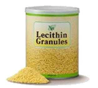 granulated lecithin