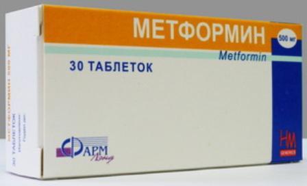 Метформин при преддиабете