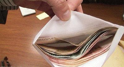 Порядок выдачи денег по расходному ордеру.