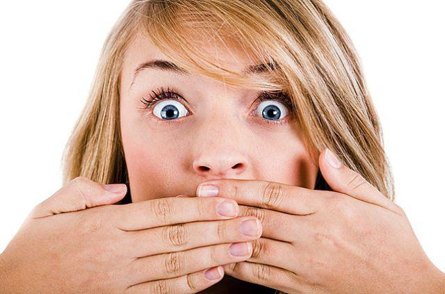 чем убрать запах перегара изо рта утром