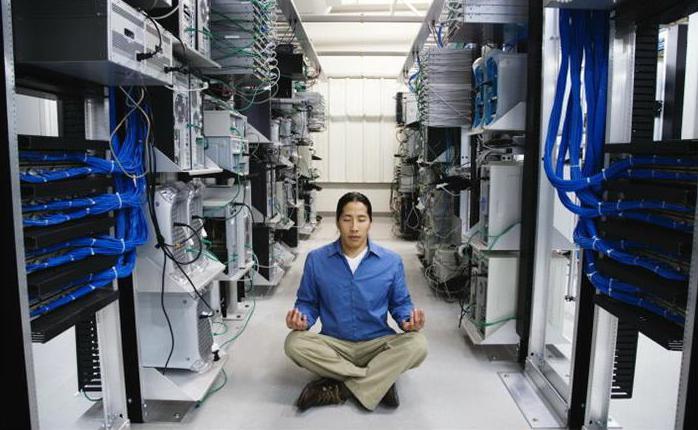 что такое сервер компьютерной сети