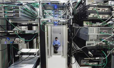 тестовый сервер