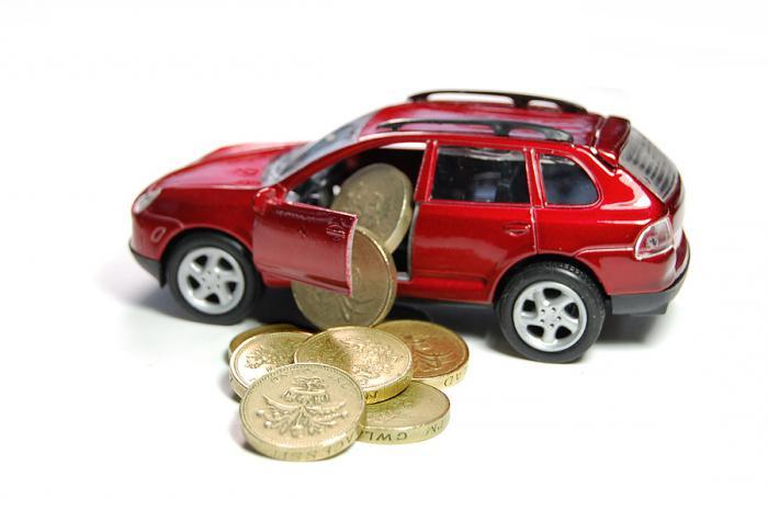 учет транспортного налога
