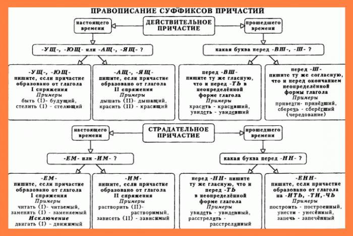 Есть ли в русском языкетсуффикс их