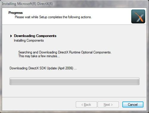 Download directx sdk update april 2006 | June 2006 DirectX